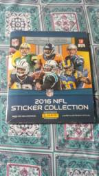 Álbum 2016 NFL Sticker Collection - Panini Super Bowl