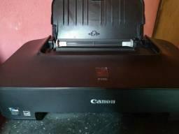 Vendo Impressora Canon Imprime Preto e Colorido