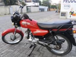 Moto 2013 com partida - 2013
