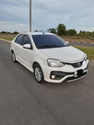 Toyota étios XLS - 2017