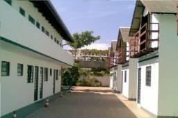 Diária a partir R$ 50,00 Chalé (2 pessoas) e a partir R$ 80,00 apartamentos (4 pessoas)