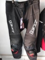 Promoção calça de couro Texx NEW Rock