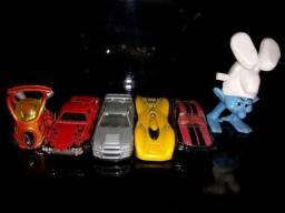 Coleção de brinquedos