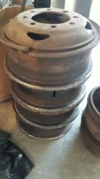 Roda de 8 furos para caminhão