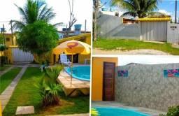 Aluga se uma casa na praia de Tamandaré