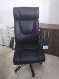 Cadeira Presidente COURO nova