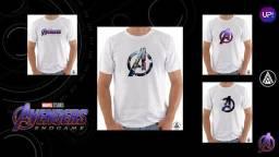 Camisa Vingadores - Ultimato