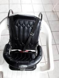Cadeira alimentar infantil de couro original hercules