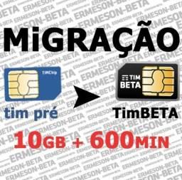 Migração pra beta