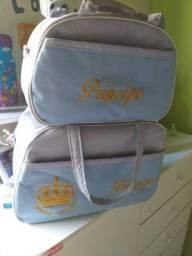 Kit de bolsa e saida de maternidade