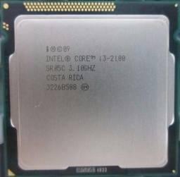 Processador core i3 para desktop 2100