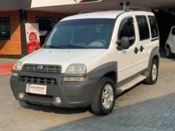 Fiat Doblo ADV LOCKER 1.8