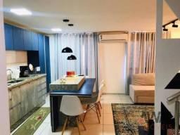 Apartamento Duplex com 2 dormitórios à venda, 77 m² por R$ 545.000,00 - Setor Oeste - Goiâ
