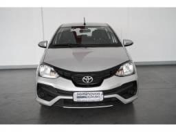 Toyota Etios 1.5 X PLUS 16V FLEX 4P AUTOMATICO