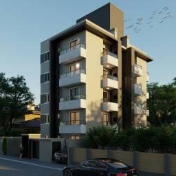 Lindo Apartamento no Bairro Jardim Iririú com 2 Quartos e Entrada Facilitada!
