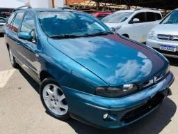 Fiat / Marea Weekend Hlx 2.4 20v (Completissima) Raridade - 2001