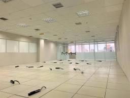 Sala para alugar, 148 m² - Gonzaga - Santos/SP