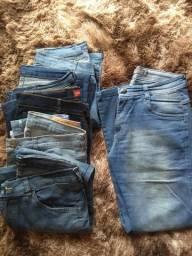 Calças Jeans Masculinas NOVAS Tam 42