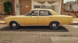 Opala de Luxo 1976/1977 3 marchas