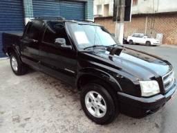 S10 Advantage Cabine Dupla 2.4 Gasolina Completa Ano 2006 Primeira - 2006