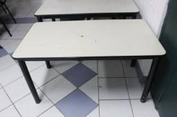 Mesa de Apoio em Ferro / MDP Bege comprar usado  São Paulo