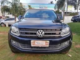 Volkswagen Amarok High.cd 2.0 16v Tdi 4x4 Dies. Aut - 2014