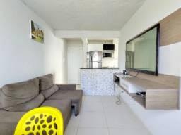 Apartamento mobiliado antares 1400