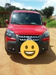 Fiat Doblo Adventure Xingu Locker 1.8 Flex 16v 5p Ano: 2013/2013 - 2013
