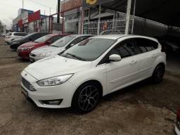 Ford Focus 2016 Titanium Aut. IPVA 2020 Pago, Top de Linha, Impecável! - 2016
