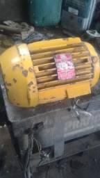 Motor elétrico Weg trifásico 3cv