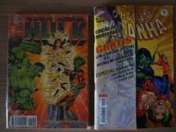 Kit edições comemorativas - Marvel