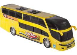 Ônibus De Brinquedo Buzão Opção Cores 43cm Veículo Crianças