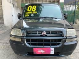 DOBLO 2008 COMPLETA kit gás,8 LUGARES NO DOCUMENTO,2020 VISTORIADO FINANCIO 48 x 699