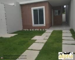 Lindíssima Casa Plana em Pedras do Ancuri 02 e 03 quartos