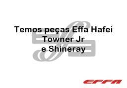 Peças originais effa hafei towner jr shineray comprar usado  Marília