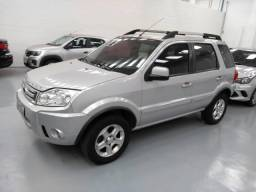 Ford ecosport xlt automatica 2011 prata osasco
