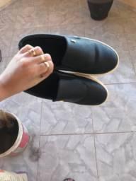 Sapato Slip on da santa Lolla
