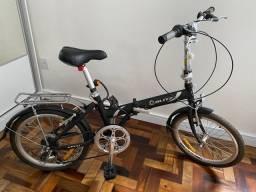 Bicicleta Blitz Alloy Preta