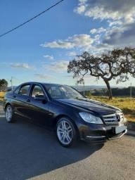 Mercedes c180 segundo dono (impecável)