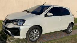 Toyota etios X plus Hatch 1.5
