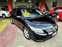 Carro corolla 2012 completo financiamos sem entrada
