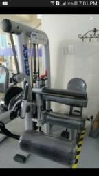Vendo cadeira flexora marca rigueto linha atrex, valor 6 mil
