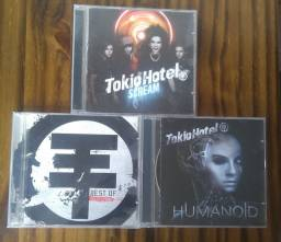 Kit CDs Tokio Hotel