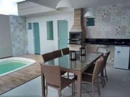 Casa Duplex com 3 suítes projetadas no Aracagy próximo ao Alphaville por R$ 580 mil