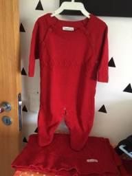Saídas de maternidade em tricot