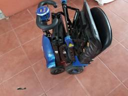 Carrinho elétrico para deficientes