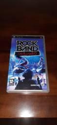 Jogo UMD PSP Rock Band Unplugged