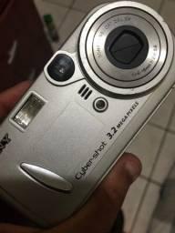 Câmera digital cybershot