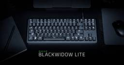 Teclado gamer RAZER BLACKWIDOW LITE