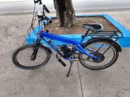 Bicicleta motorizada de fábrica
